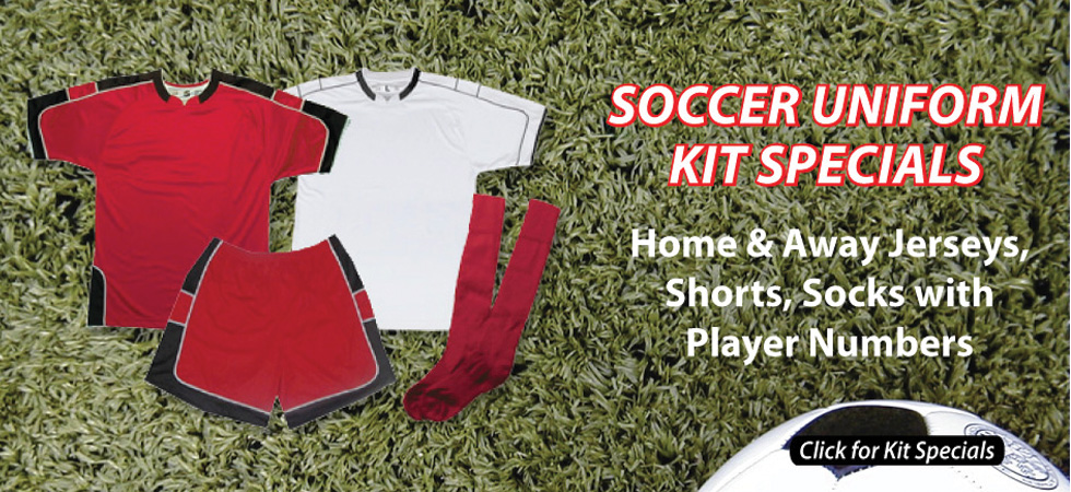 Code Four Athletics Soccer Uniforms Shop Kit Specials